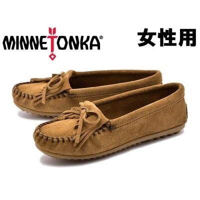 ミネトンカ モカシンシューズ レディース MINNETONKA 01-15180091