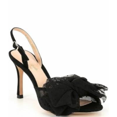 ケイトスペード レディース サンダル シューズ Kate Spade New York Bridal Sparkle Mesh Bow Dress Sandals Black