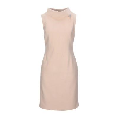 ブルーガール ブルマリン BLUGIRL BLUMARINE ミニワンピース&ドレス ライトピンク 42 バージンウール 90% / カシミヤ 10