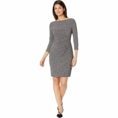 ラルフ ローレン LAUREN Ralph Lauren レディース ワンピース ワンピース・ドレス Victorina Traveler Twill Dress Grey/Black