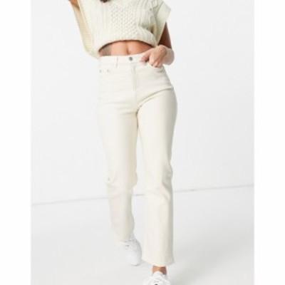 アンドアザーストーリーズ and Other Stories レディース ジーンズ・デニム Favourite organic cotton straight leg high rise jeans in