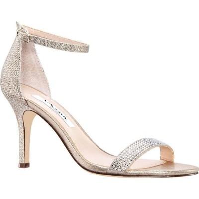 ニナ Nina レディース サンダル・ミュール シューズ・靴 Veniza Sandals Platino Dreamland