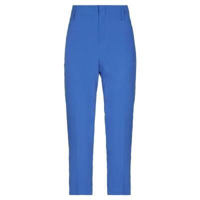 GOLD CASE パンツ ブルー 42 アセテート 60% / コットン 40% パンツ