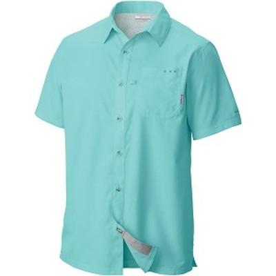 (取寄)コロンビア メンズ スラック タイド キャンプ シャツ Columbia Men's Slack Tide Camp Shirt Gulf Stream