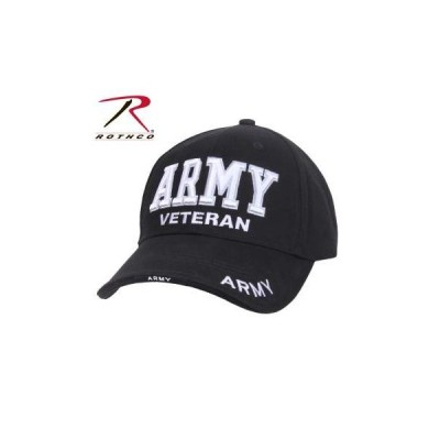 ROTHCO / ロスコ 3951 Deluxe Army Veteran Low Profile Cap 帽子/キャップ