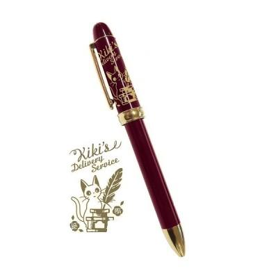 メール便OK  ジブリ グッズ 魔女の宅急便 2色ボールペン  スタジオジブリ  ジブリ グッズ  ジジ