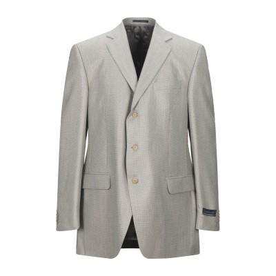 LUBIAM テーラードジャケット アイボリー 44 シルク 54% / バージンウール 46% テーラードジャケット