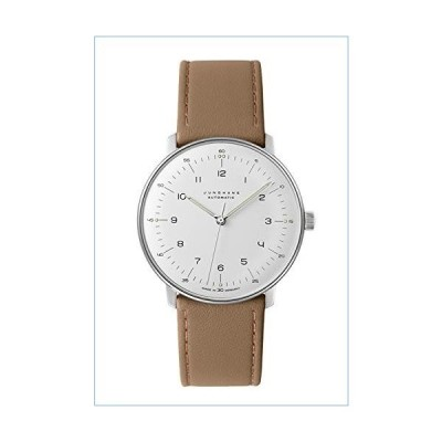 Junghans Max Bill Automatic Silver Dial Men's Watch 027/3502.00並行輸入品