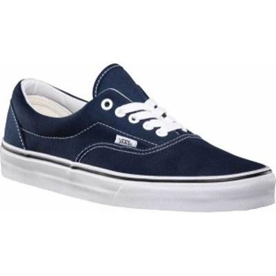 バンズ メンズ スニーカー シューズ Vans Era Sneaker Navy