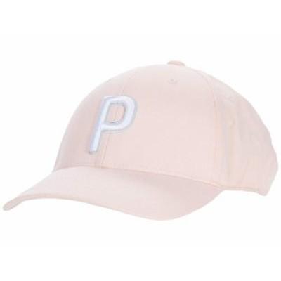プーマ レディース 帽子 アクセサリー P Adjustable Cap Cloud Pink