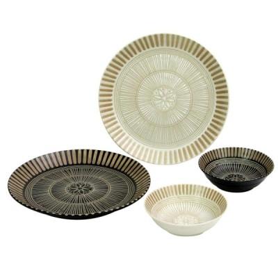ブルーム 大皿 サウサリート - ペアランチセット 16646