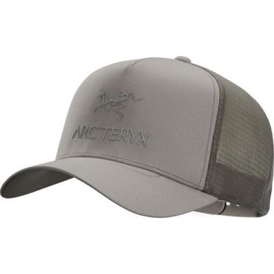 アークテリクス Arc'teryx メンズ キャップ トラッカーハット 帽子 Logo Trucker Hat Alchemy
