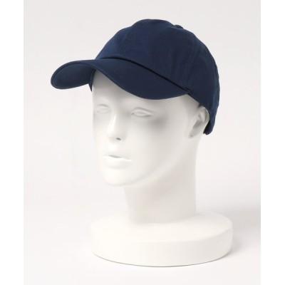 TONE / 【KB ETHOS/ケービーエトス】PLAIN LOW PROFILE COTTON BASEBALL CAP (UN) WOMEN 帽子 > キャップ