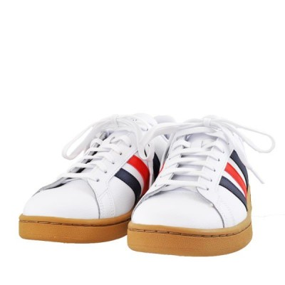 メンズ レディース 靴 スニーカー アディダス グランドコート LEA フットウェアホワイト/トレースブルー/アクティブレッド (ホワイト/トリコロール)EE7888