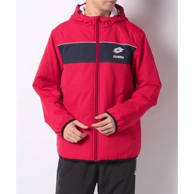 LOTTO (ロット) 中綿ジャケット XL~ RED メンズ LO-F19-010-023
