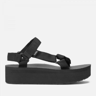 テバ Teva レディース サンダル・ミュール シューズ・靴 Universal Flatform Sandals Blue