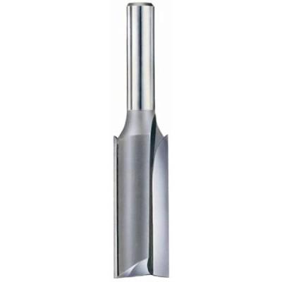 木工ビット 超硬ストレート6x6 1P 010040(刃径:6mm 軸径:6mm)