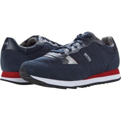 ヒューゴ ボス BOSS Hugo Boss メンズ スニーカー シューズ・靴 Parkour Sneakers Dark Blue