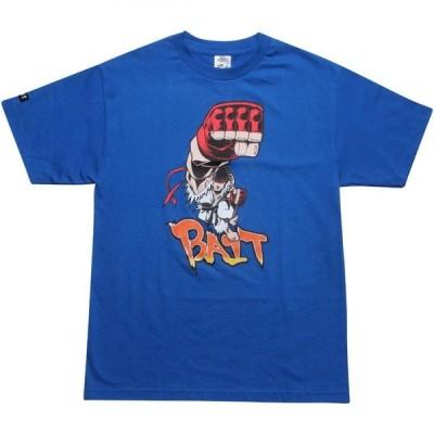 BAIT メンズ Tシャツ トップス x Street Fighter Ryu Shoryuken Tee - Tracy Tubera royal blue