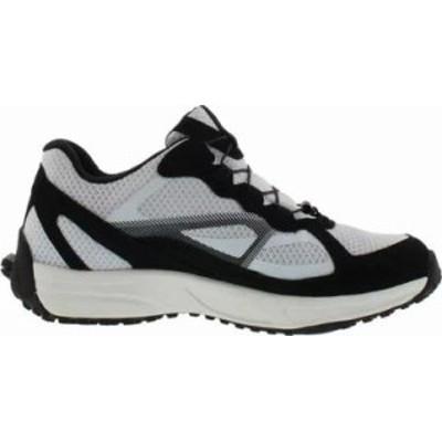ZeroTie レディーススニーカー ZeroTie Rocky Run Sneaker White Fabric