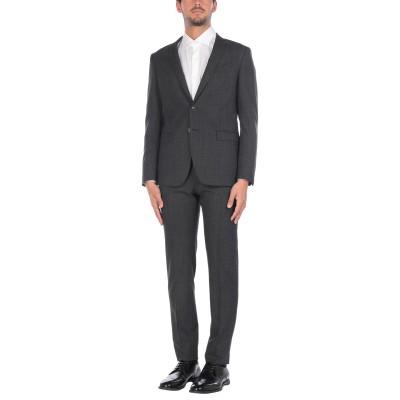 トネッロ TONELLO スーツ スチールグレー 54 バージンウール 100% スーツ