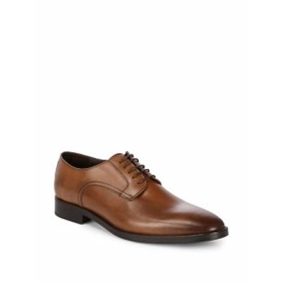 ブルーノマリ メンズ シューズ オックスフォード 革靴 Chieti Leather Derbys