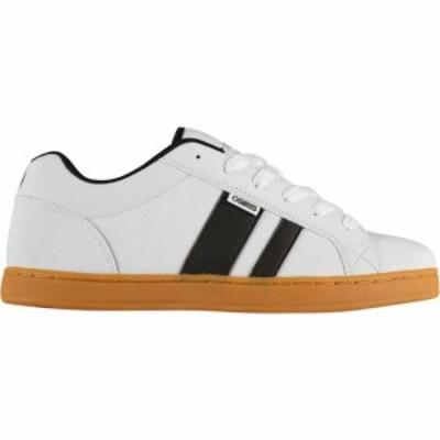 オサイラス Osiris メンズ スケートボード シューズ・靴 Loot Skate Shoes White