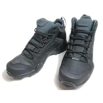 アディダス adidas TERREX AX3 MID GTX BC0466 コアブラック トレッキングシューズ メンズ 靴