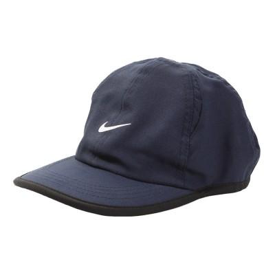 NIKE帽子ボーイズ キャップ 7A2627-695ネイビー