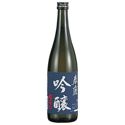 春鹿 吟醸 超辛口 720ml 今西清兵衛商店 奈良県 OKN