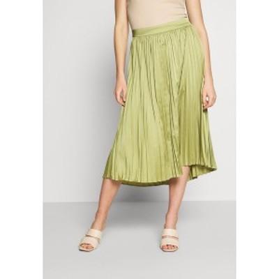 モス コペンハーゲン レディース スカート ボトムス SENTA SKIRT - A-line skirt - sage sage