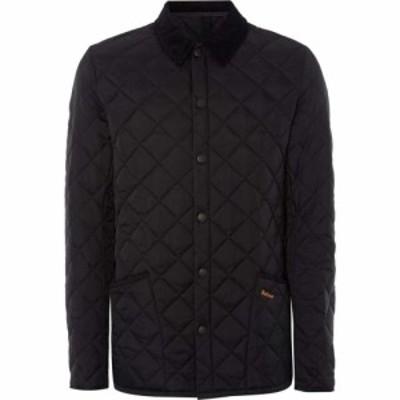 バブアー Barbour Lifestyle メンズ ジャケット アウター Liddesdale Quilt Jacket Black