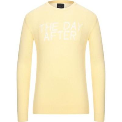 マルシアーノ MARCIANO メンズ ニット・セーター トップス sweater Yellow