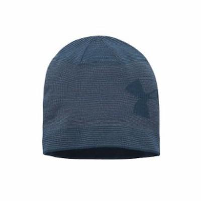 【セール】 アンダーアーマー スポーツアクセサリー 帽子 UA MENS SIDE MARK 2.0 サイズ ONESIZE 57-60cm 大きめ 1300153 918 メン...