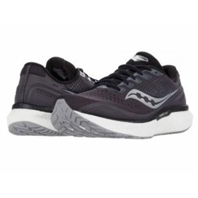 Saucony サッカニー メンズ 男性用 シューズ 靴 スニーカー 運動靴 Triumph 18 Charcoal/White【送料無料】