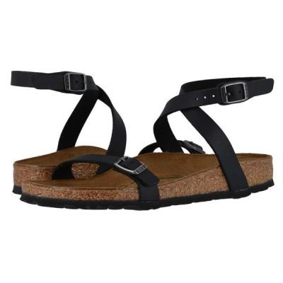 ビルケンシュトック Birkenstock レディース サンダル・ミュール シューズ・靴 Daloa Black