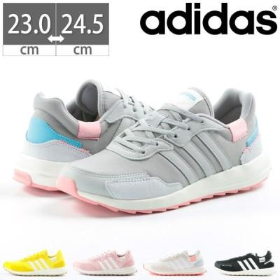 アディダス adidas スニーカー RETRORUN W レトロラン 靴 シューズ 通勤 通学 運動 EG4213 EG4214 EH1858 EH1859