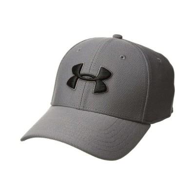 アンダーアーマー Under Armour メンズ キャップ 帽子 Blitzing 3.0 Cap Graphite/Black/Black