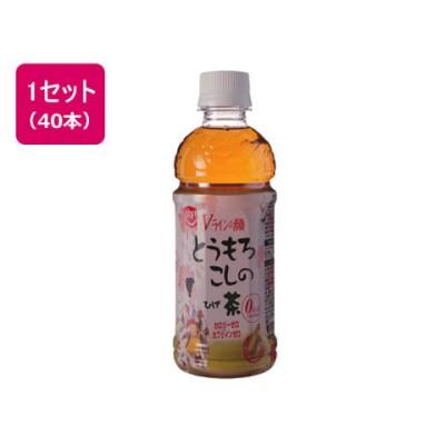 アイリスオーヤマ/とうもろこしのひげ茶 340ml×40本/CT-340C