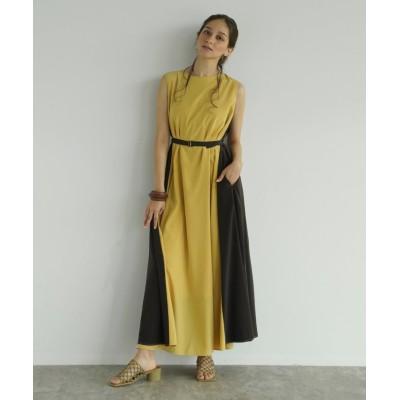 【フィーカ】 FIKA. Color scheme Onepiece レディース マスタード FREE FIKA.