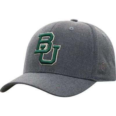 トップオブザワールド Top of the World メンズ キャップ 帽子 Baylor Bears Grey Alpha 1Fit FlexFit Hat