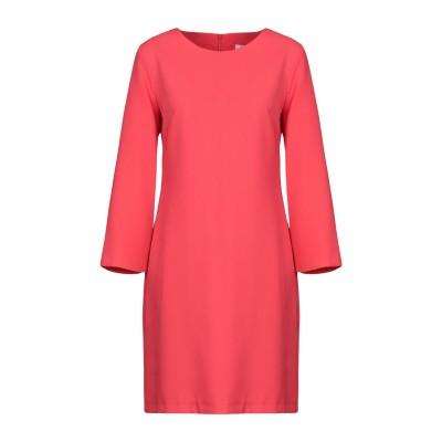 TWENTY EASY by KAOS ミニワンピース&ドレス コーラル 42 88% ポリエステル 12% ポリウレタン ミニワンピース&ドレス