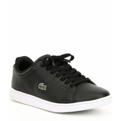 ラコステ レディース スニーカー シューズ Women's Carnaby BL 1 Sneakers Black