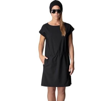 フーディニ ワンピース レディース トップス Dawn Dress - Women's True Black