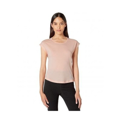 Ultimate Direction アルティメイト レディース 女性用 ファッション アクティブシャツ Nimbus Tee - Millennial Pink
