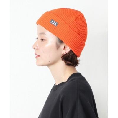 THE BAREFOOT / 【 MEI / メイ 】 アクリルショートワッチ ニット帽 MEN 帽子 > ニットキャップ/ビーニー
