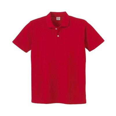 クールビズ 節電 ヘビーウェイト半袖ポロシャツ ポケットなし   作業服  作業着