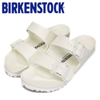 BIRKENSTOCK (ビルケンシュトック) ARIZONA (アリゾナ) サンダル EVA WHITE (ホワイト) ナロー (幅狭) BI048