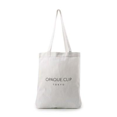 OPAQUE.CLIP/オペーク ドット クリップ OPAQUE.CLIP オリジナルエコバッグ M ホワイト(001) 99