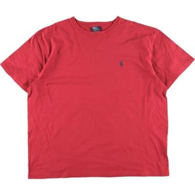 ラルフローレン Ralph Lauren POLO by Ralph Lauren ワンポイントロゴTシャツ メンズL /eaa157070